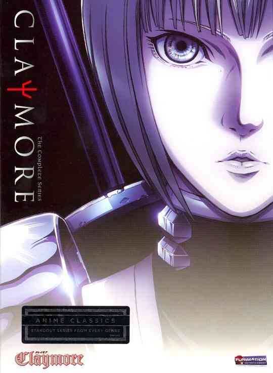 CLAYMORE:COMPLETE SERIES BOX SET BY CLAYMORE (DVD)